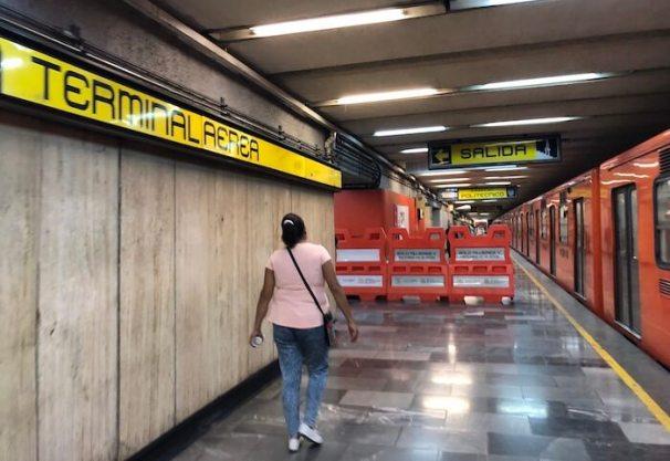 地下鉄(CDMXメキシコシティ)