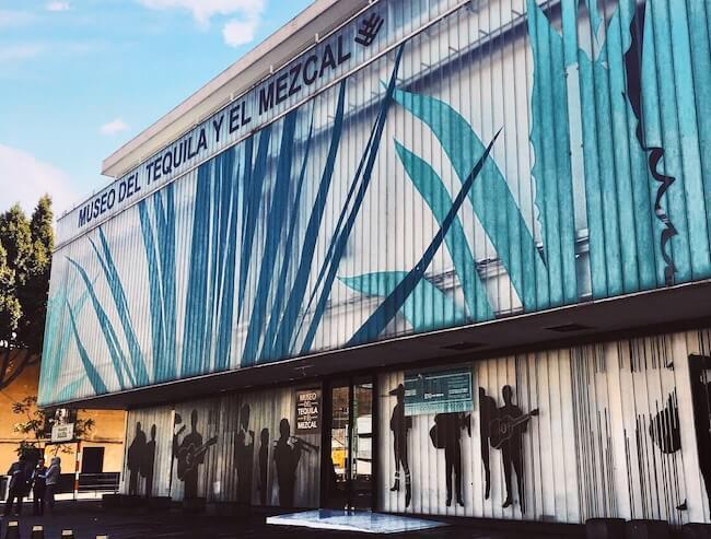テキーラ・メスカル博物館