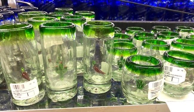 テキーラショットグラス