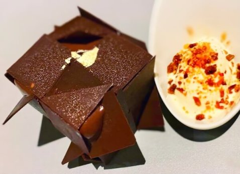 チョコレートケーキ(ルブランのYAMA)
