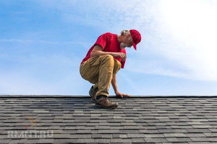 Как правильно провести осмотр крыши