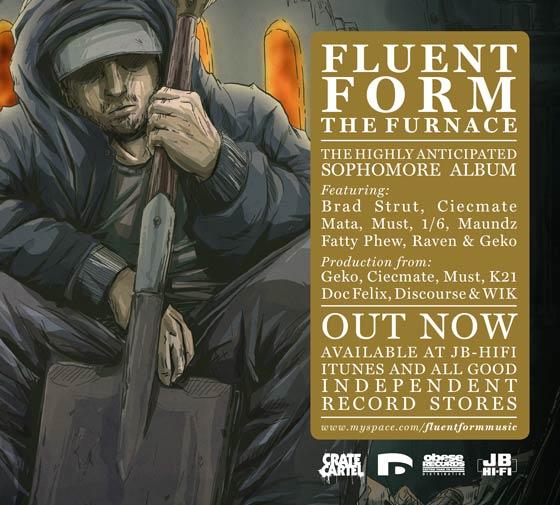 fluent form allaussie hip hop