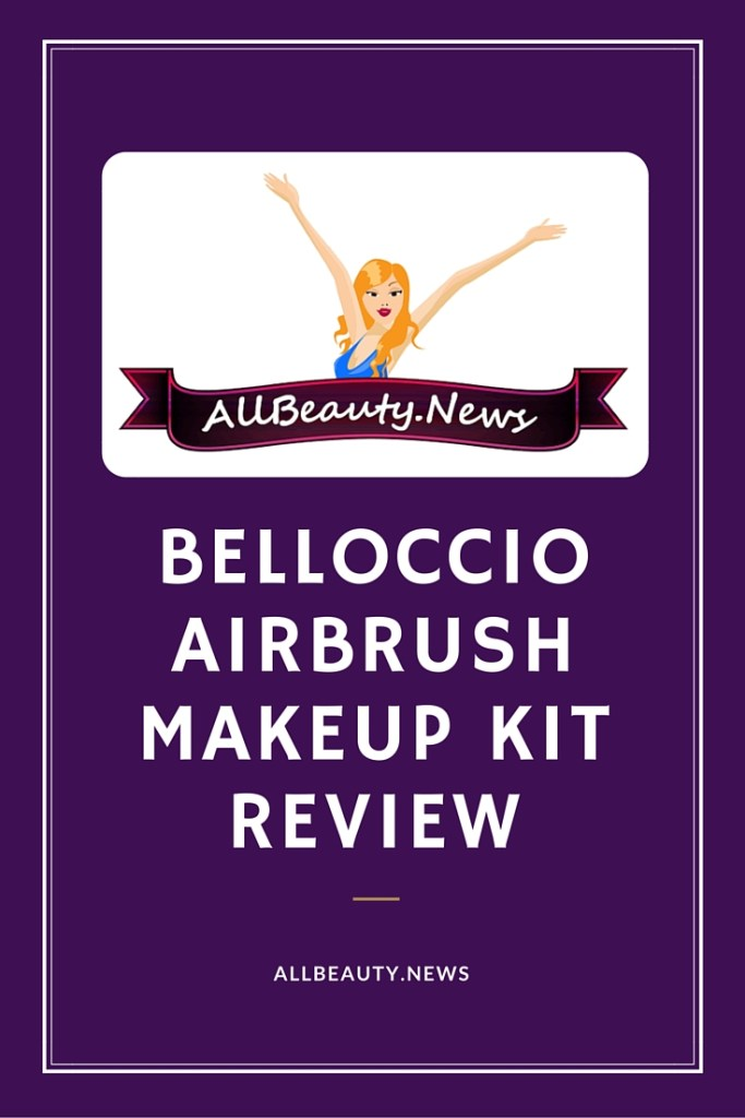 Belloccio Airbrush Makeup Kit Reviews