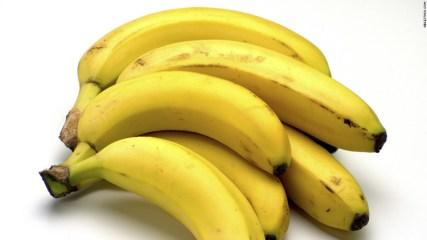 are bananas high in sugar