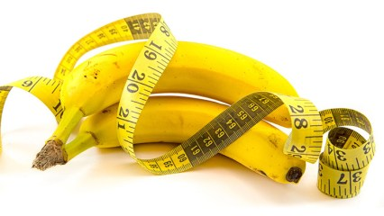 how much fat in a banana