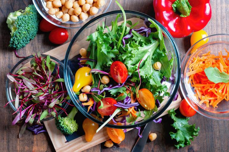 health benefits of eating vegetables