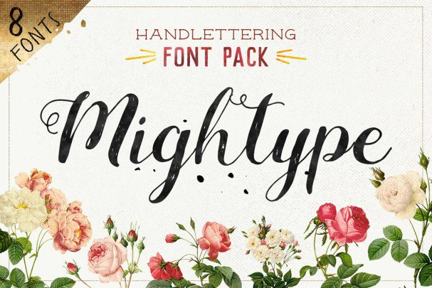 Download MIghtype Pack font free download • AllBestFonts.com