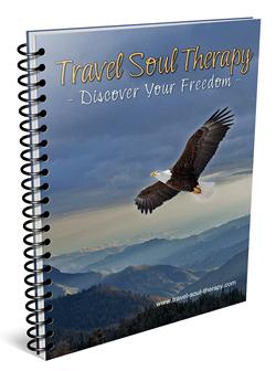 E-books cover design examples - for a travel website