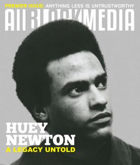 All Black Media Premier Issue Summer 16'