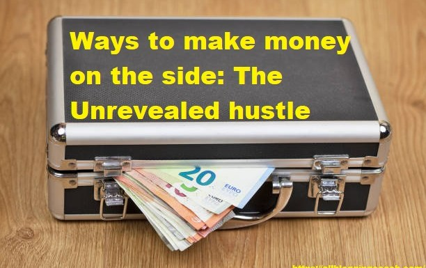 ways to make money on the side