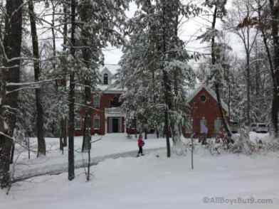 """Snow-packed"" A white Christmas! Merry Christmas season everyone!!!!"