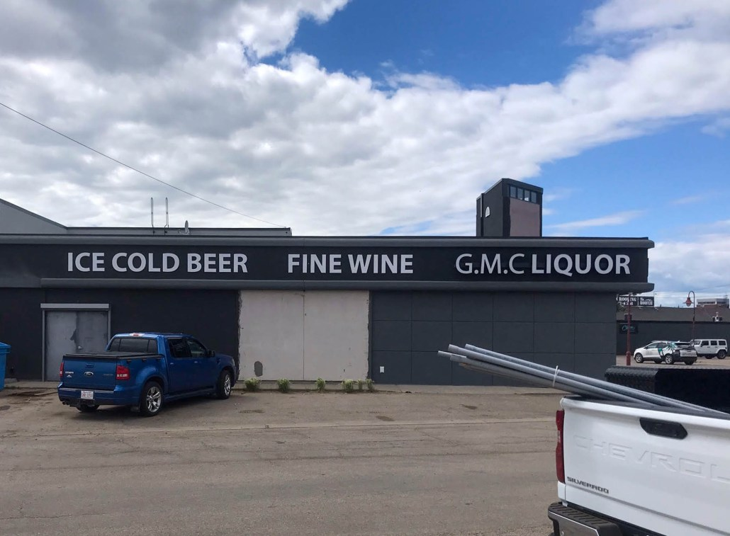 G.M.C. Liquor and carwash in Cold Lake AB