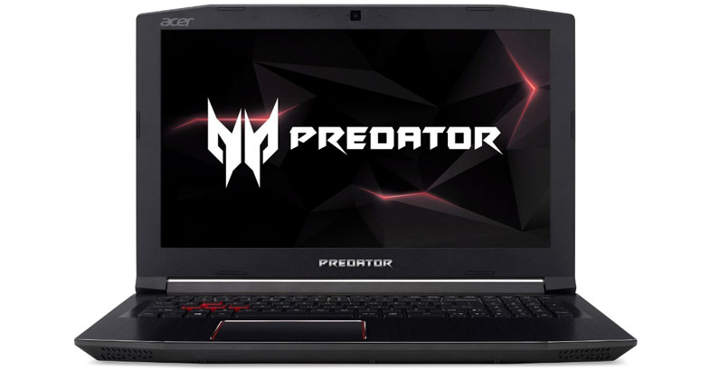 Acer Predator Helios 300 - Best Laptops For Kali Linux