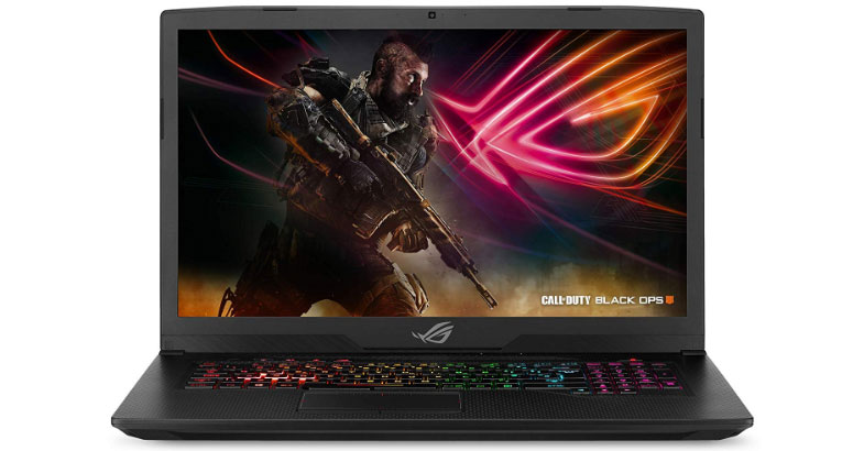 ASUS ROG Strix Scar Edition - Best Laptops For Programming Students