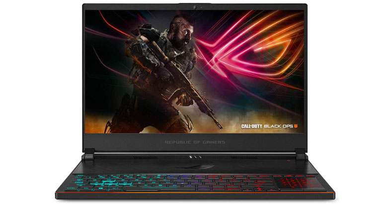 ASUS ROG Zephyrus S - Best Intel Core i7 Processor Laptops