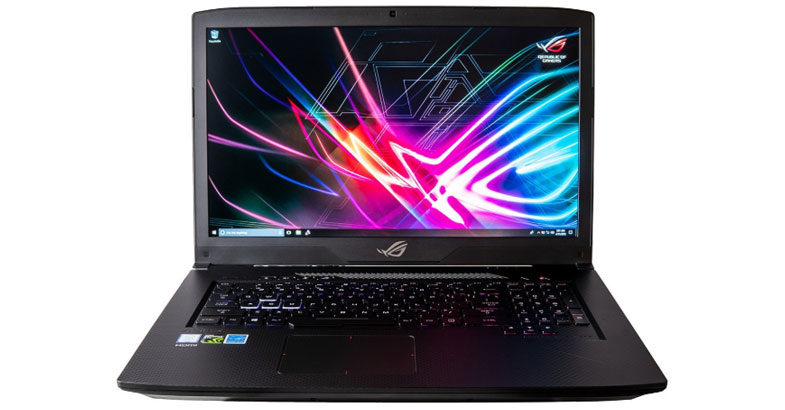 ASUS CUK ROG Strix Scar GL703GE - Best Laptops For Data Science