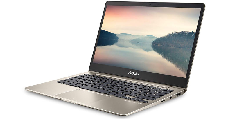 ASUS ZenBook 13 - Best Laptops For QuickBooks