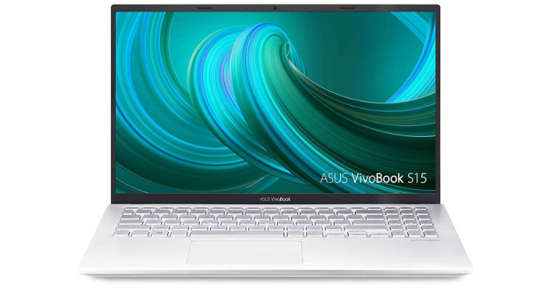 Asus Vivobook S15 - Best Thin and Light Laptops For Realtors
