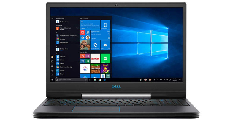 Dell G7 17 7790 - Best Gaming Laptops Under 1500 Dollars