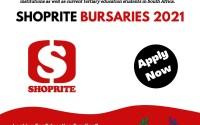 Shoprite Bursaries 2021