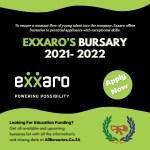 Exxaro Bursary Programme