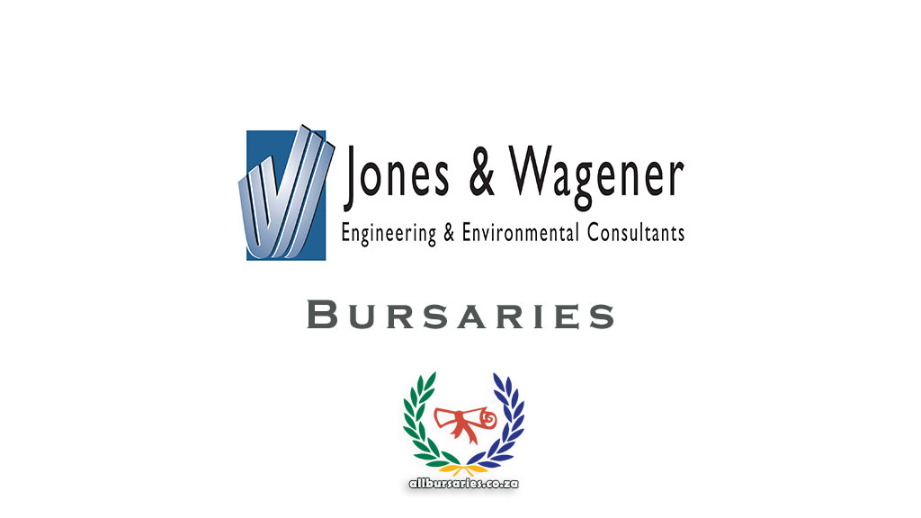 Image result for Jones & Wagener Civil Engineering Bursary Scholarship Programme 2020