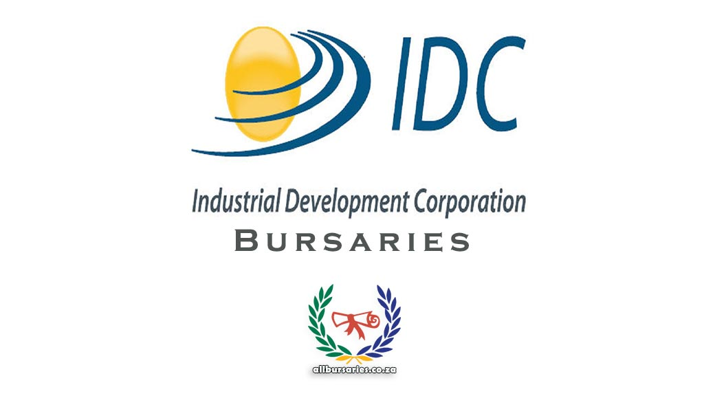 Industrial Development Corporation (IDC) Bursary 2019 - 2020