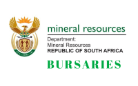 Department of Mineral Resources Bursary