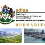 KZN Economic Development & Tourism Bursaries