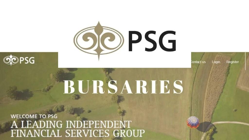 PSG Bursary 2019 – 2020