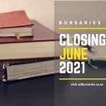 Bursaries Closing in June 2021