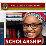 Gallagher Foundation Scholarship