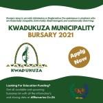 KwaDukuza Municipality Bursary