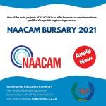 NAACAM Bursary