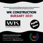 WK Construction Bursary Programme