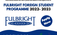Fulbright Foreign Student Programme