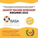 SAMSTIP Teacher Internship Bursaries