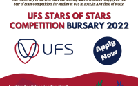 The UFS Star of Stars Bursary Competition