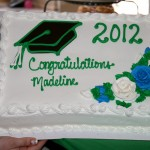 costco graduation cake
