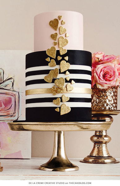 The Sweetest Valentines Day Cakes You Could Dream Of!
