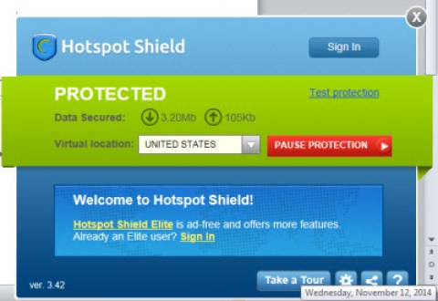 download Hotspot-Shield-VPN free