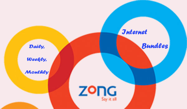 Zong 3G 4G Monthly Mini Internet Package 2018 information