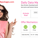 Zong Daily Data Max Internet Package 2018
