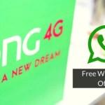 Zong Free WhatsApp 2018 COde