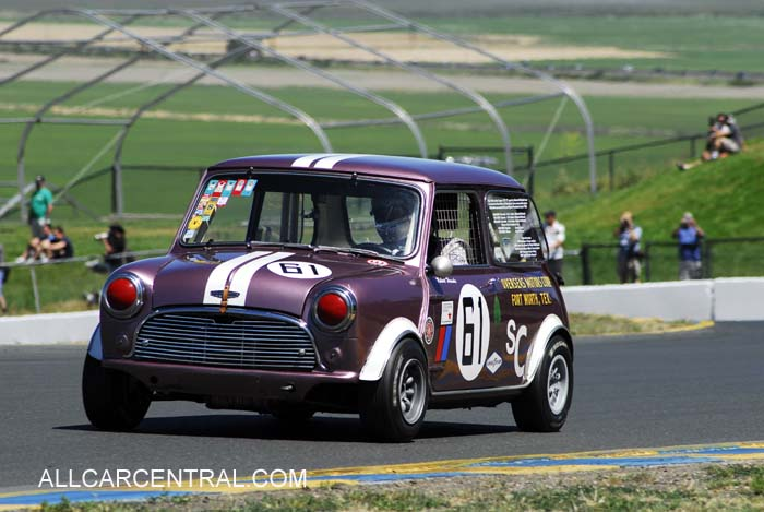 Mini Photographs And Technical Data All Car Central