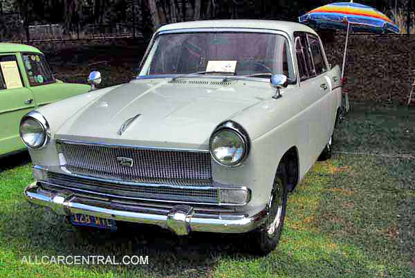 Austin Gallery 1 Austin Cambridge Mark II 1959