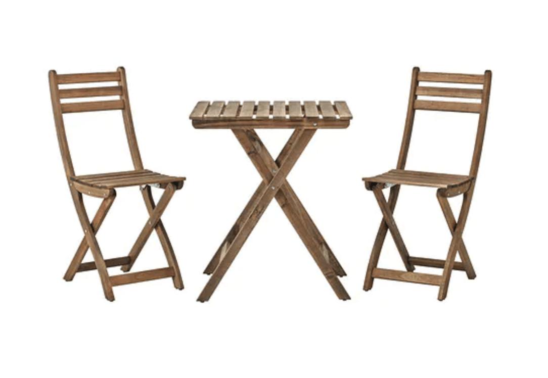 Bistro Patio Furniture Set Allcargos Tent Event Rentals Inc