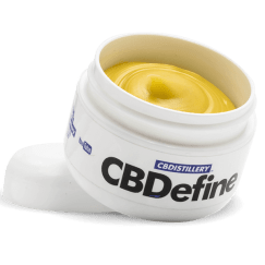 CBDistillery Cbdefine skin care cream