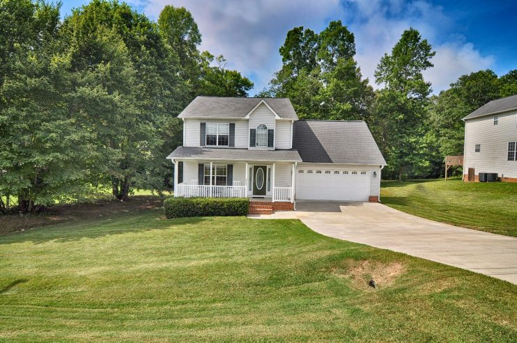 4203 Majestic Oaks Dr | Randleman, NC | Listed By Mantle Realty