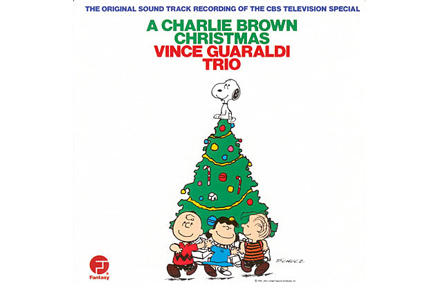 Image result for A Very Charlie Brown Christmas Soundtrack